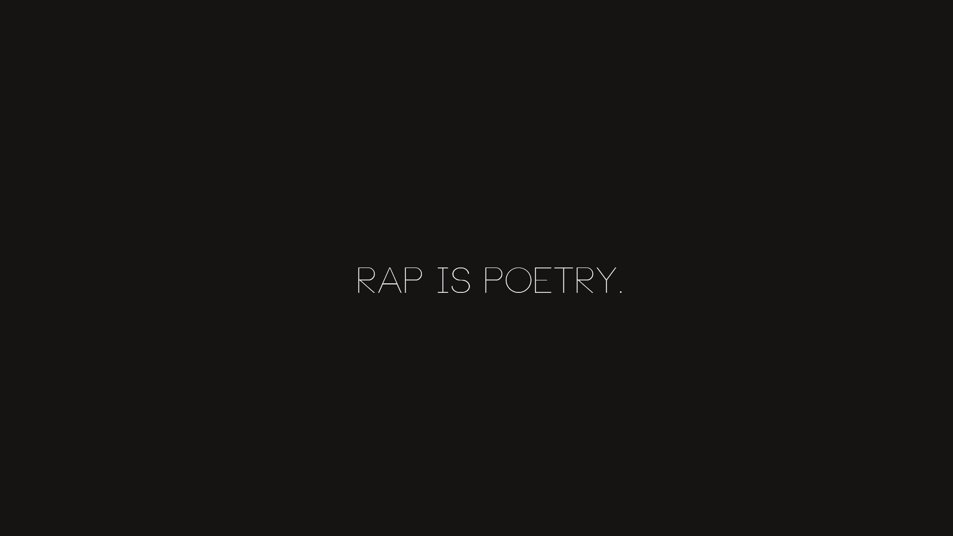 Rap is poetry by HDBeastDesigns on DeviantArt