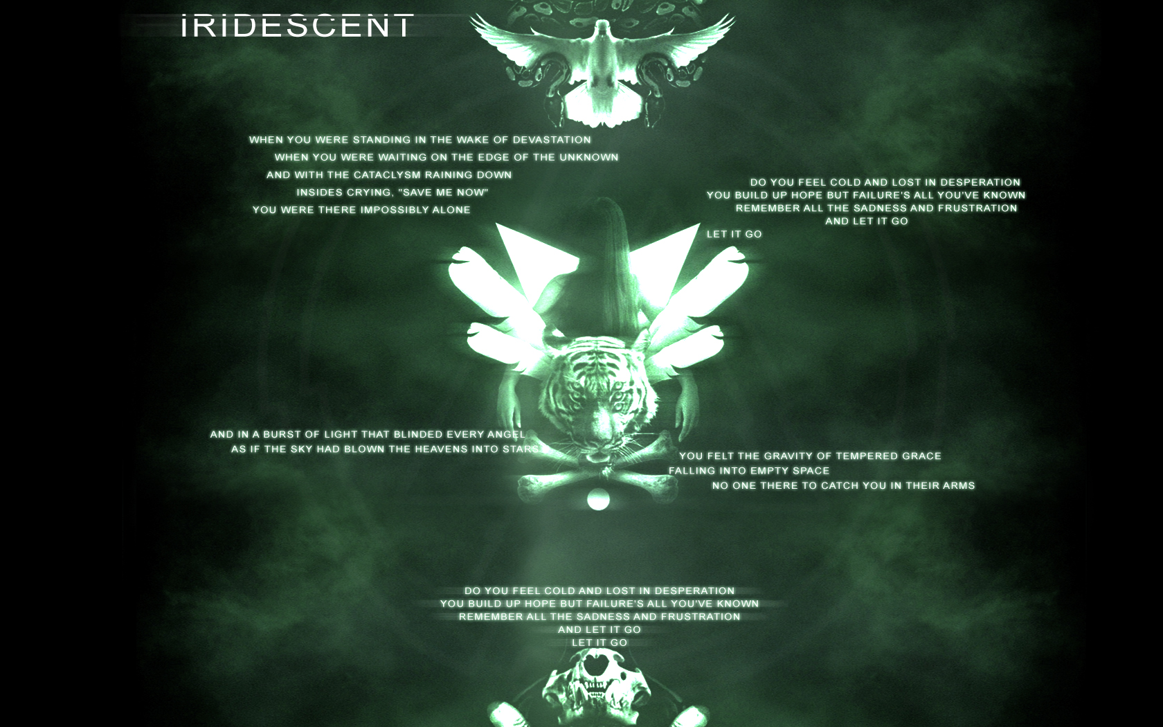 Linkin Park Iridescent by DesignsByTopher