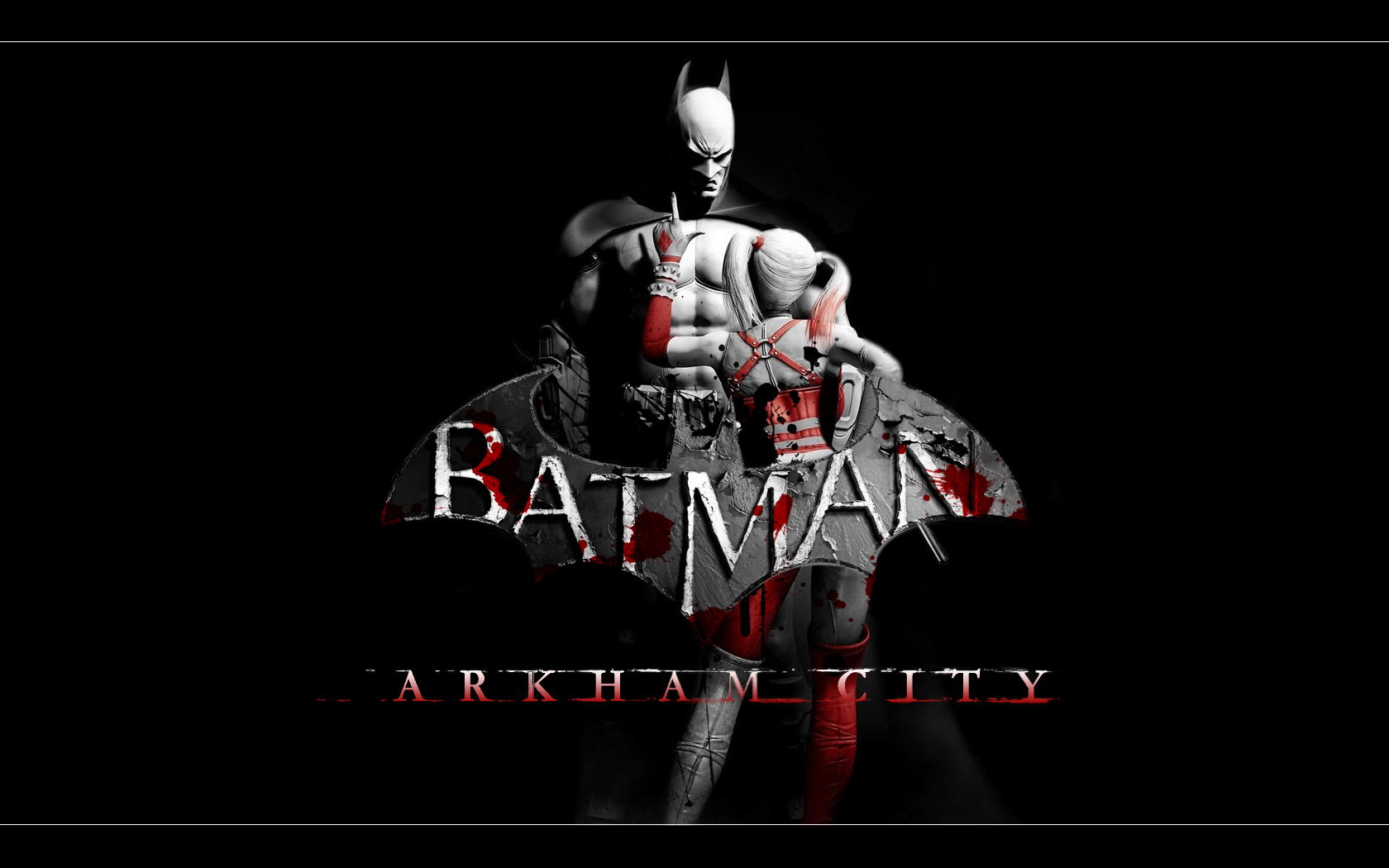 Batman Arkham City 3 by DesignsByTopher