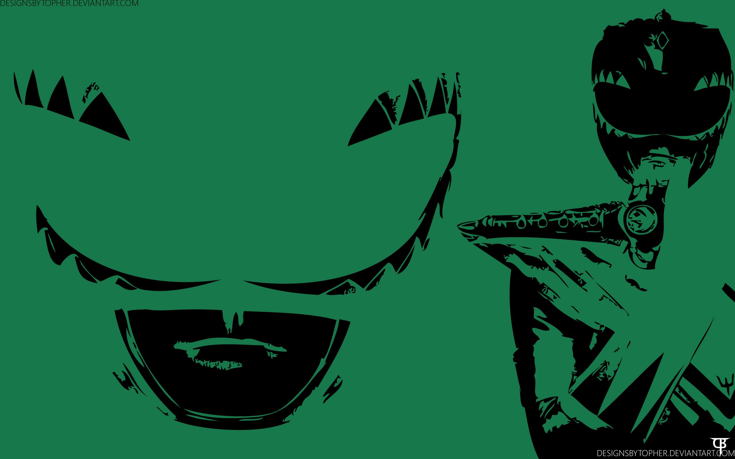 mighty morphin green ranger wallpaper - photo #3