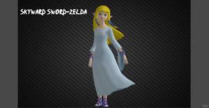 Skyward Sword-Zelda
