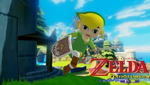 The legend of Zelda: The wind waker - Link