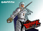 BERSERK and the Band of the Hawk - Griffith by o0Cristian0o
