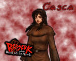 BERSERK and the Band of the Hawk - Casca by o0Cristian0o