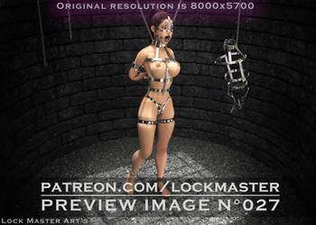 027 - Preview : Bodycage II. (First view) by Lock-Master