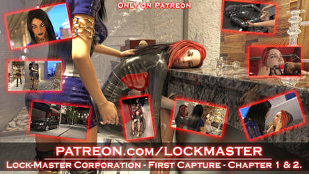 Lock-Master Corporation-First Capture-Chapt.I-II. by Lock-Master