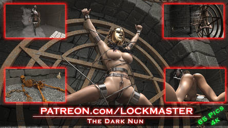 The Dark Nun (Censored because of DA policy) by Lock-Master