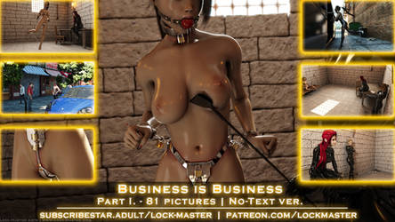 Business is Business - Part I. - 81 pics by Lock-Master