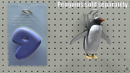Penguins Sold Separately