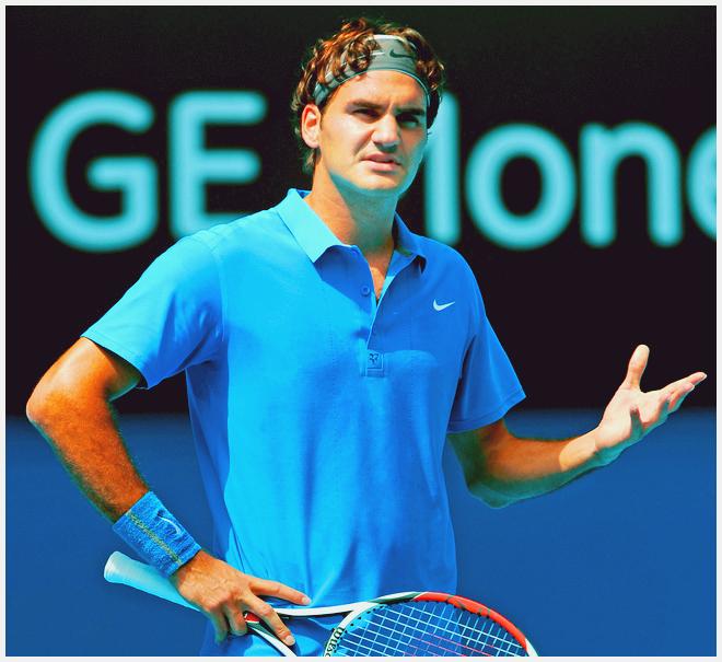 Roger Federer_AO9 by leftysrock