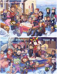 Ultimate Disney Snowball Fight
