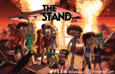 The Stand X Disney Characters by Issabolical