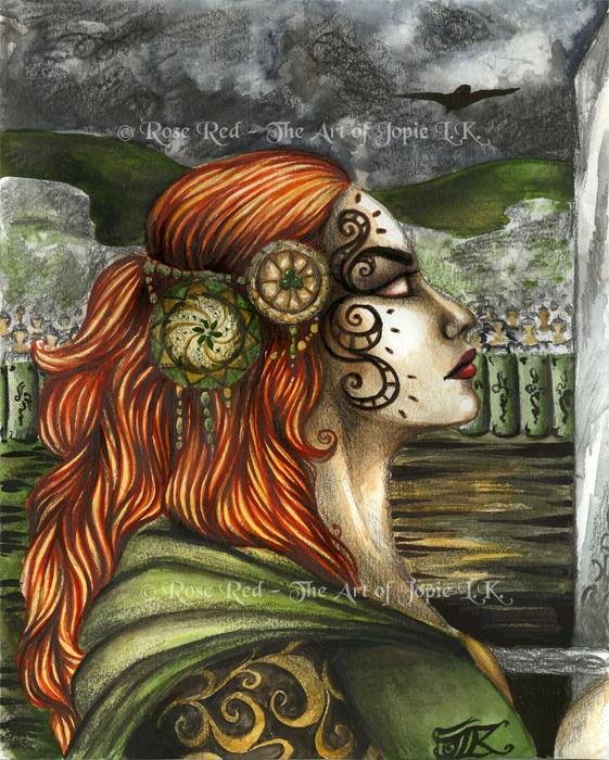 Boadicea by Laiyla