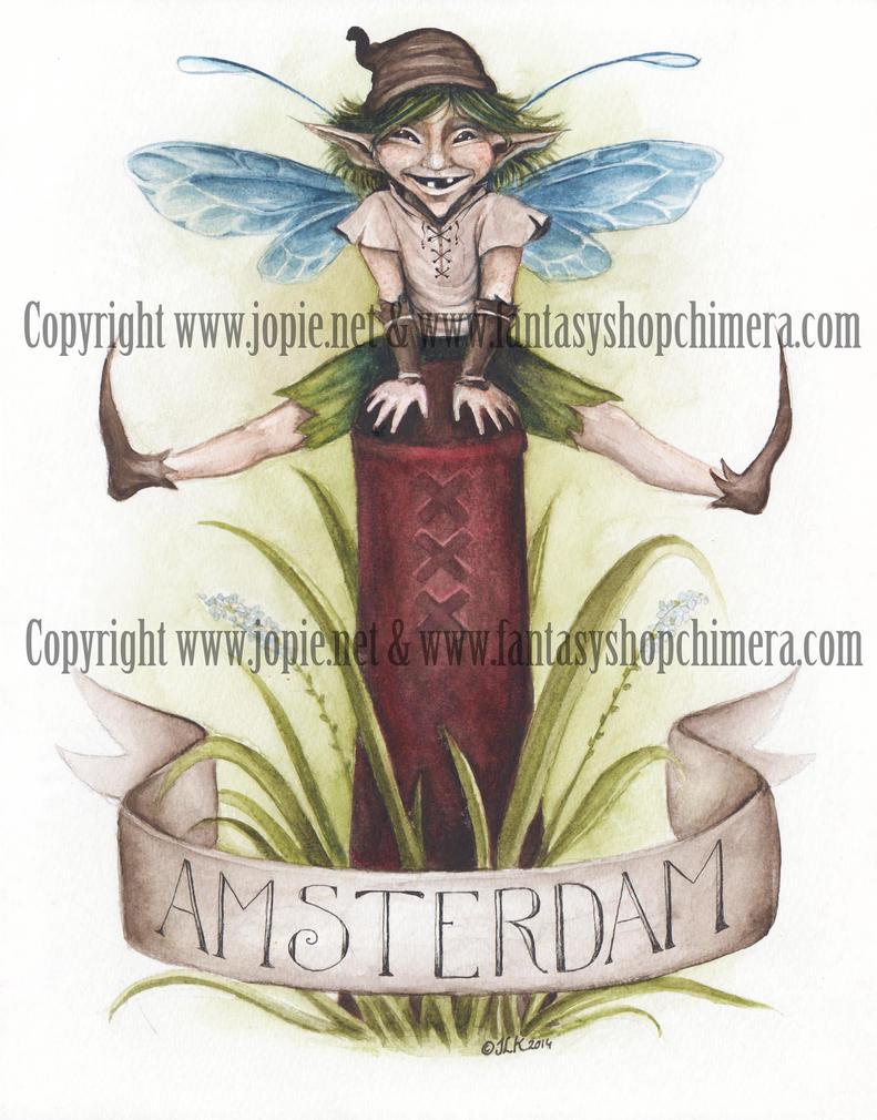 Amsterdammertje by Laiyla