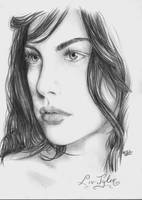 Actress 3: Liv Tyler by Laiyla