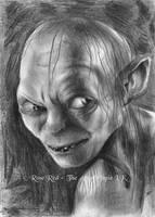 Gollum by Laiyla