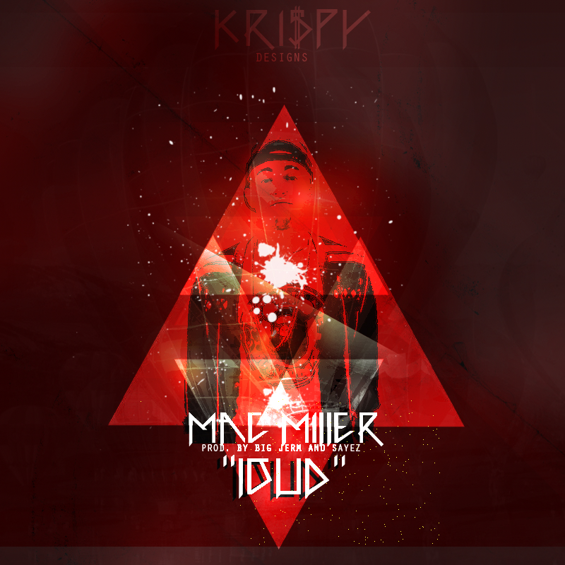 Mac Miller Loud Cover by KR1SPY on DeviantArt