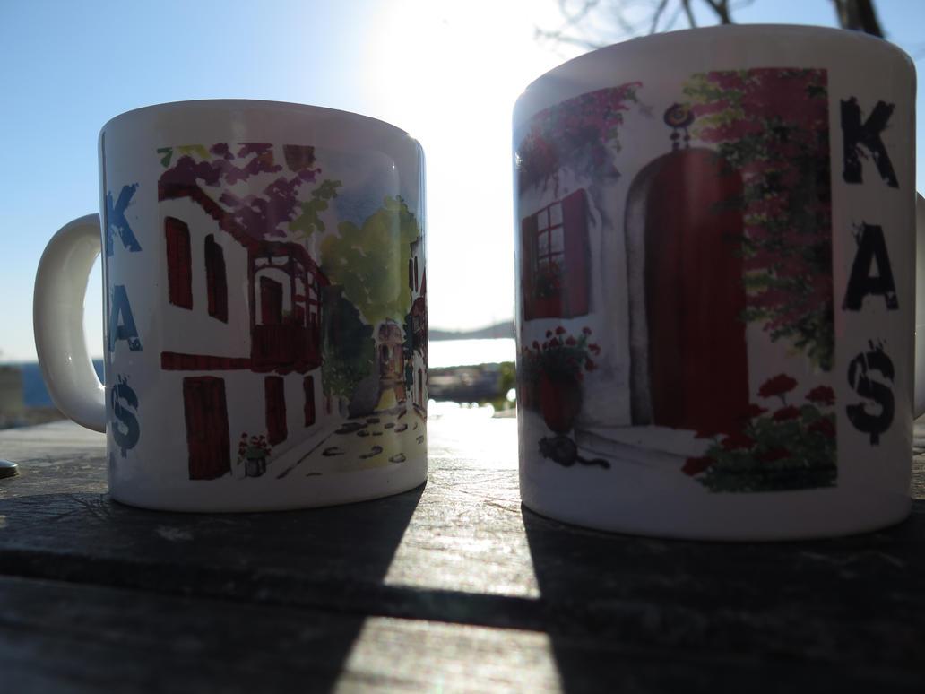 Mugs by AcunCan
