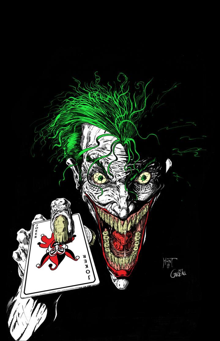 Jokercard by ggareau