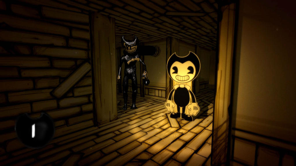 Bendy And The Ink Machine Chapter 1 Poster by bearbro123 ...