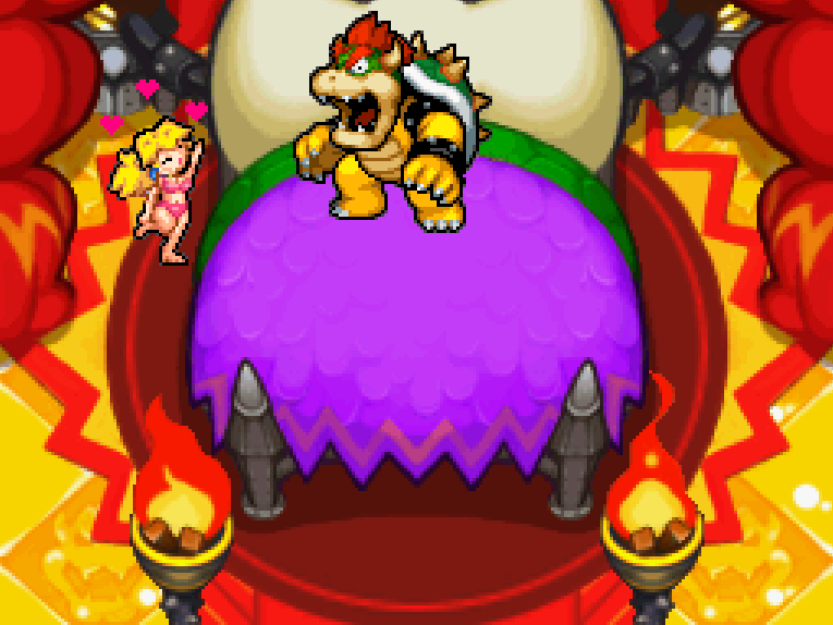 Peach And Bowser Doing It | www.pixshark.com - Images ...