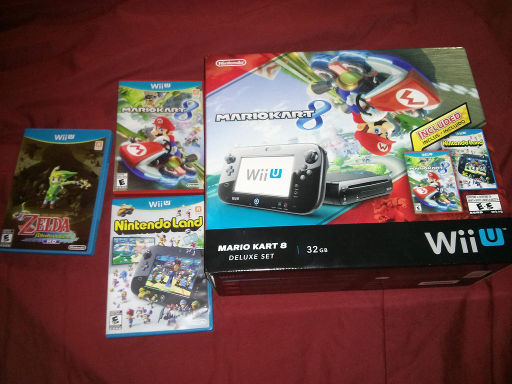 Wii U by ValAndy7