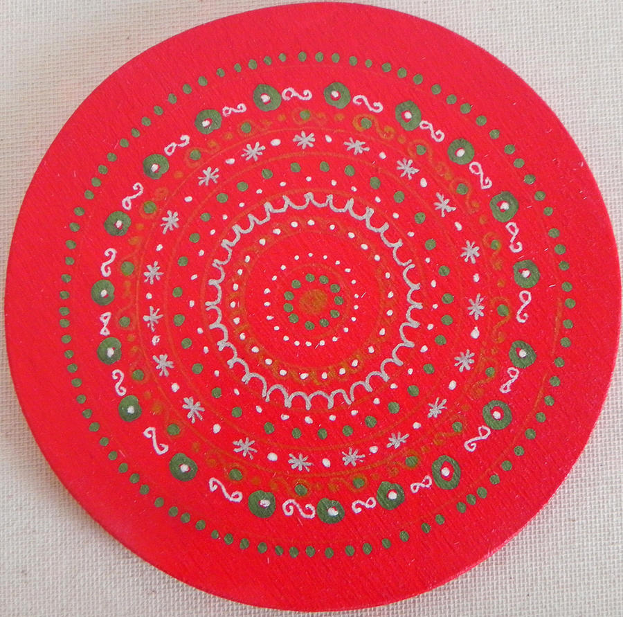 PRINT Coaster 6 by Lou-in-Canada