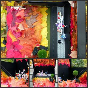 Fall Memorial by Lou-in-Canada