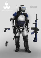 Tetra Securitate 2 by LoomingColumn