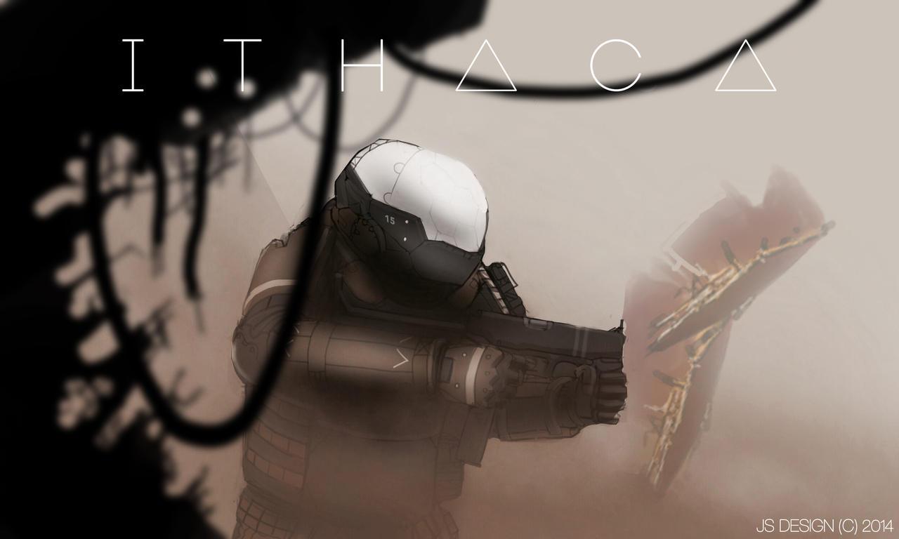 ITHACA by FutureFavorite