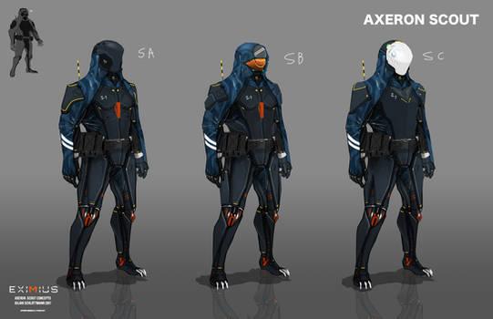EXIMIUS: Axeron Scout