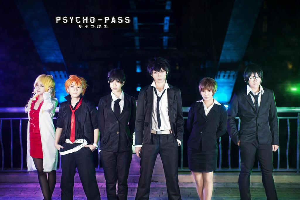 Psycho-Pass