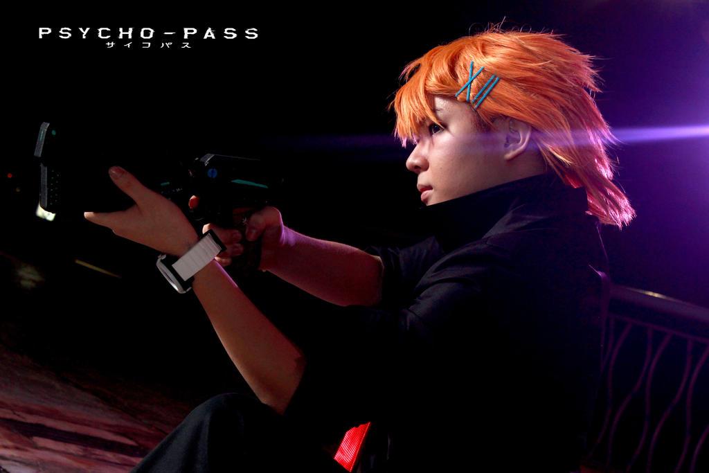 Kagari Psycho Pass Cosplay Psycho Pass Shusei Kagari by