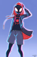 Miles Morales by Stranded-Tacos