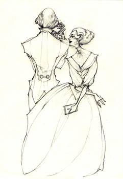 Heathcliff and Cathy