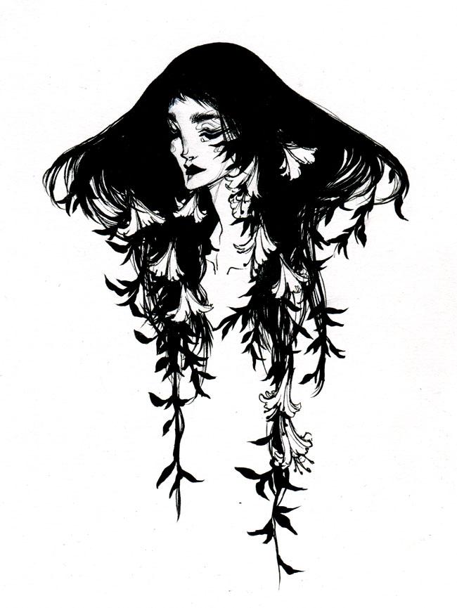 Lilies by KmyeChan