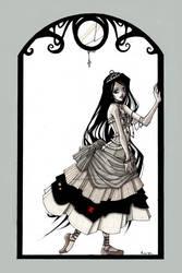 The Ballerina by KmyeChan