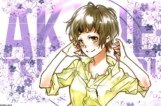 Akane Tsunemori by Maxiiart01 by Maxiiart01