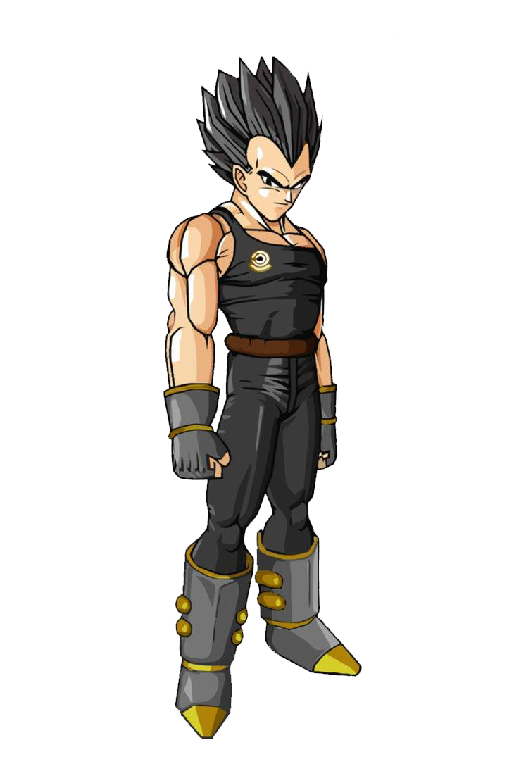 Vegeta Normal Form By Hddragonballafhd On Deviantart