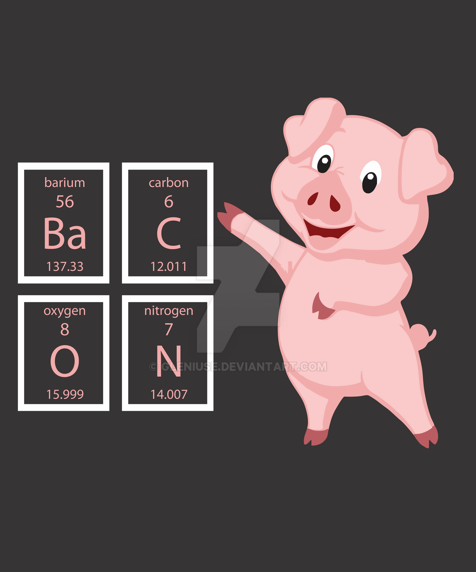 005periodic table bacon funnydisplay by gleniuse on deviantart 005periodic table bacon funnydisplay by gleniuse gamestrikefo Gallery