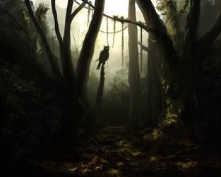 Best hunter in the jungle by multirajnesh