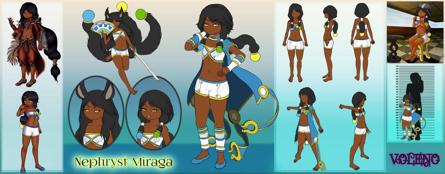 [Character] Nephryst Miraga