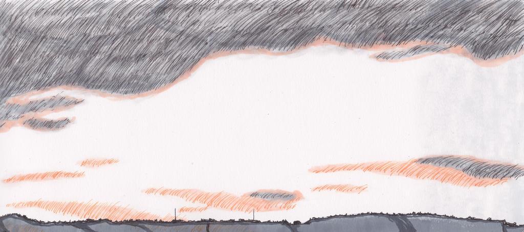[Inktober 29] Landscape by Voleno