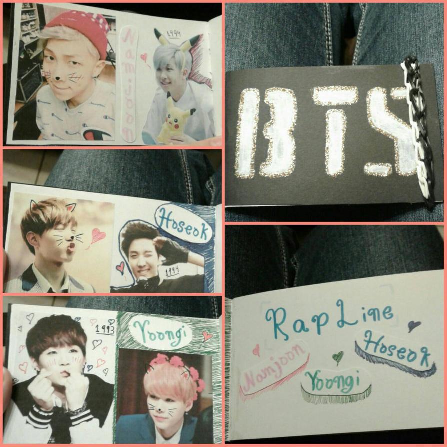 BTS Booklet Pt. 1 by Youtuberlife124