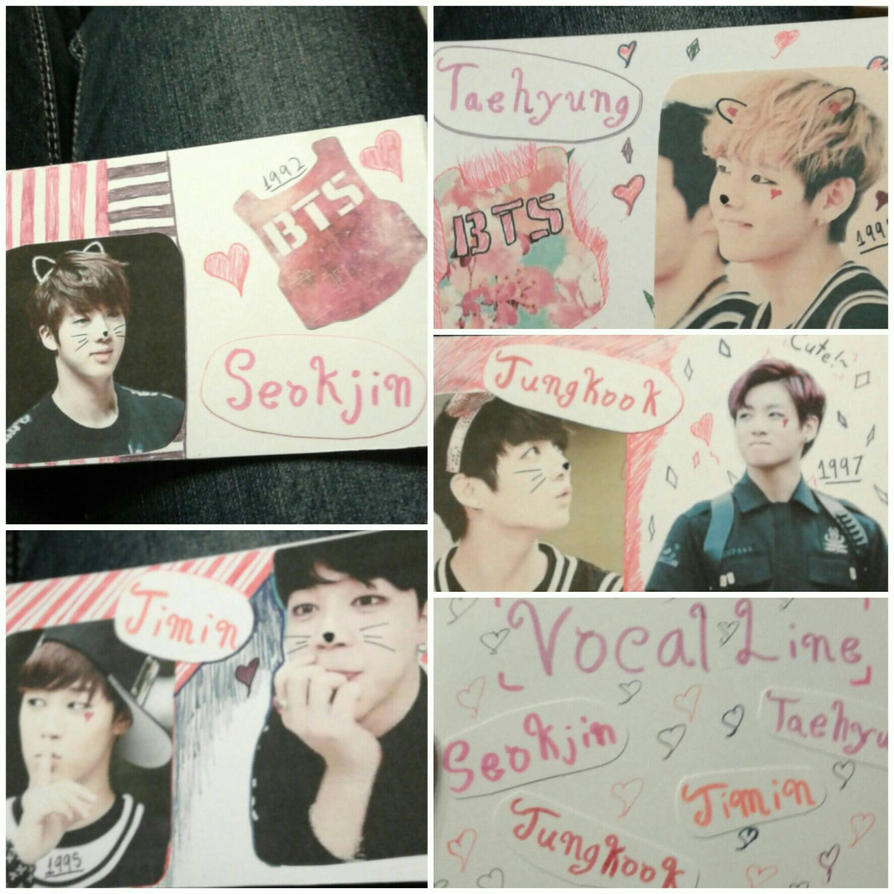 BTS Booklet Pt.3 by Youtuberlife124