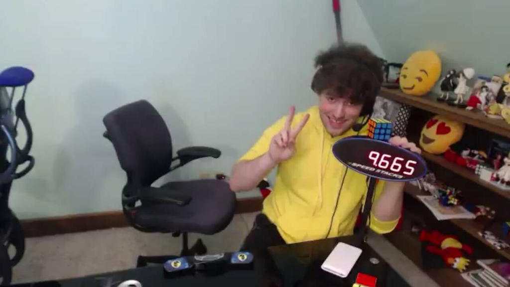 Isaac live stream by Youtuberlife124