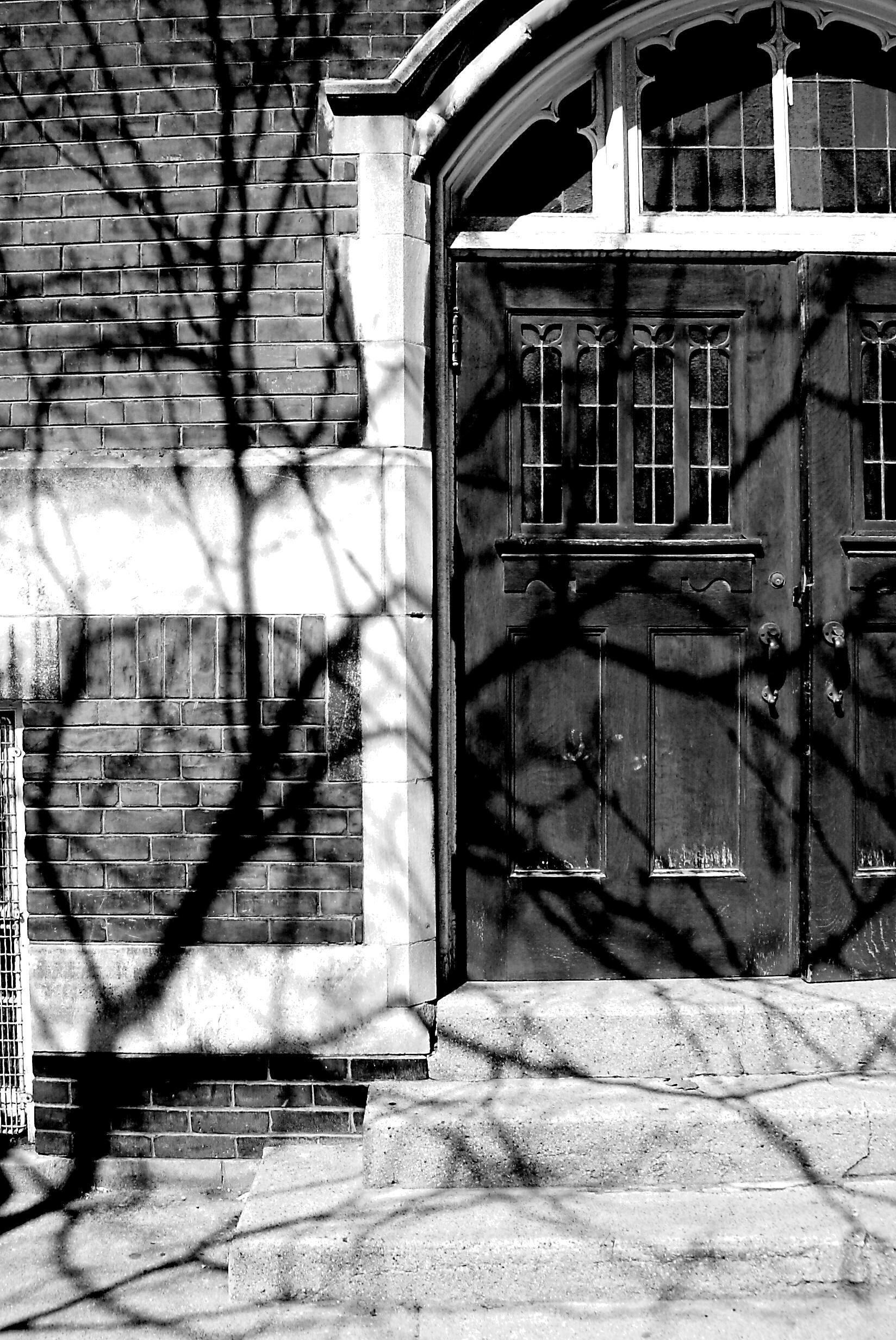 creepy door by greydon k on deviantart