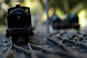 trains by secret-luck