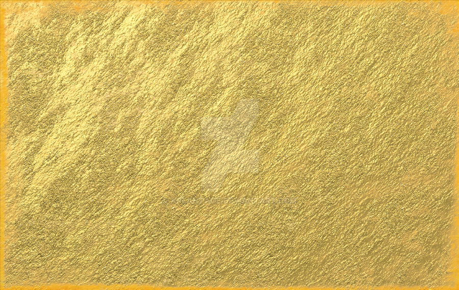 Gold Foil Sandy By Aplantage On Deviantart
