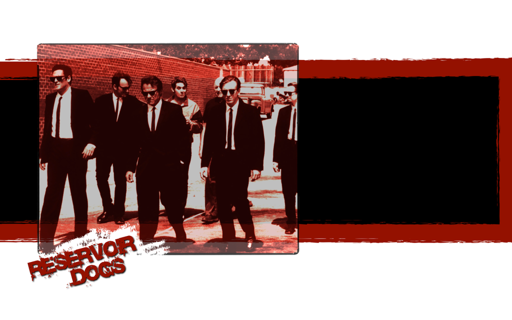 Wallpaper  RESERVOIR DOGS by aplantage on deviantART